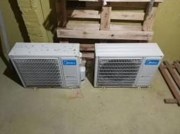 Vendem-se aparelhos de ar condicionado Midea 9000BTU's Inverter.