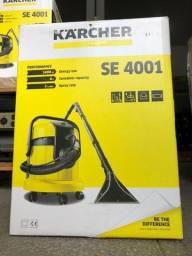 Extratora Profissional Karcher SE 4001 - 1.400W (Limpadora de Estofados e Carpetes)