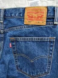 calça Levi's importada W33 (44BR)