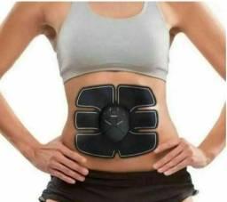 Título do anúncio: Tonificador Estimulador Abdominal Unissex Abs Músculo Fitness Crossfit Treino Malhar(a101)