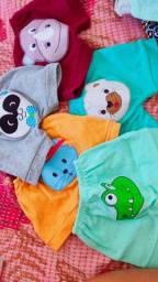 Lotinho de roupa de bebe