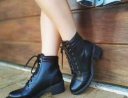 Coturno ou bota