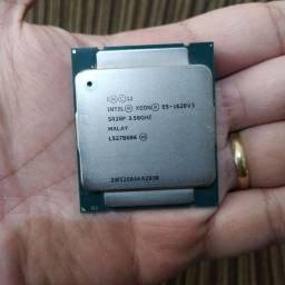 CPU INTEL  XEON E5-1620 V3 - LGA 2011