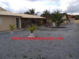 Casa 3qtos e amplo quintal junto a rodovia em Bananeiras