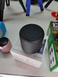 Mini caixinha som Bluetooth