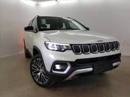 Título do anúncio: JEEP COMPASS 2.0 TD350 TURBO DIESEL LIMITED AT9