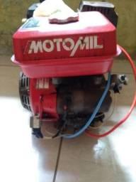 Motor estacionário motomil 7 hp com partida elétrica