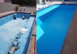 Título do anúncio: Construímos e reformamos sua piscina