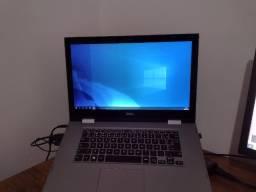 Notebook I5 Dell 2 em 1 P58F 15 polegadas 500 gb SSD
