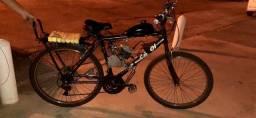 Mecanico Bicicleta Motorizada 2T 80cc