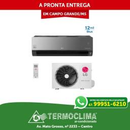 Título do anúncio: Ar Condicionado Inverter Lg Artcool Voice 12.000 Btus Quente e Frio 220V
