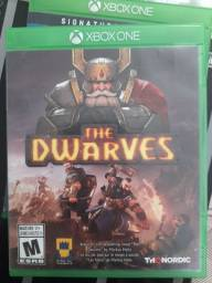 Título do anúncio: The dwarves xbox one