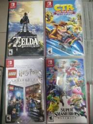 Título do anúncio: Jogo de Nintendo Switch