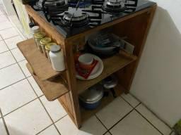 Título do anúncio: Suporte / Mesa para cooktop com divisórias