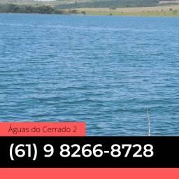 Águas do Cerrado 2 - Lotes de 1000m2 / Lançamento!!! ás margens do Lago
