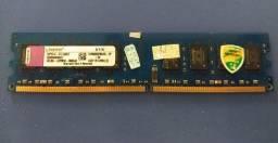 Memória RAM DDR2 2GB