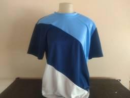 Kit 5 Camisetas Dry Fit  Para Academia