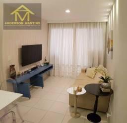 Título do anúncio: Modernidade !! 2 quartos moderno em Itapuã ? cód. 17842 AM