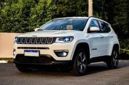 Jeep Compass 2.0 Longitude Flex 2017 - Impecável