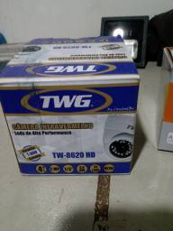 Vendo câmeras dome TWG 2MP Full HD e PPA 1 MP Hd