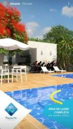 Viver com Qualidade e Segurança é no Residencial Alicante