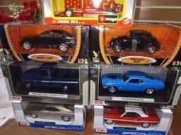 miniaturas de carros 124