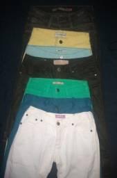 Título do anúncio: Calças jeans - 38 ao 46