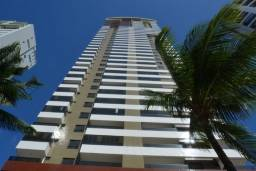 Título do anúncio: 24º andar Nascente Sul - Apartamento com 4 suítes
