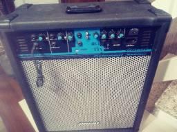amplificador oneal ocm 412 profissional multiuso em bom estado.
