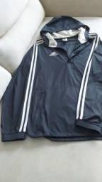 Jaqueta Corta-vento Adidas masculina tam. P