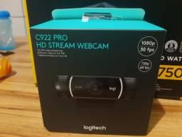 WebCam C922 Pro Stream 1080p