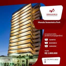 Título do anúncio: Apartamento para venda tem 271 metros quadrados com 4 quartos em Jardins - Aracaju - SE