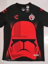 Camisa Club Tijuana Third Star Wars Charly 19/20 - Tamanhos: M, G
