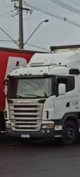 Renovando Frota Scania g420 2009 e 2010 e Iveco hi-way 2019 440