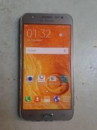 Título do anúncio: Samsung J5 aparelho em perfeito estado