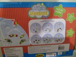 Título do anúncio: Mobile Ursinhos Pelúcia para Berço-Pouco usada-Nao faço entrega