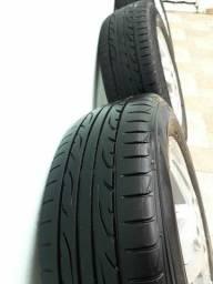 Rodas+pneus