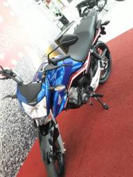 Moto Honda Titan 160 Entrada: 1.000 Assalariado e autônomo