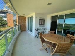 Título do anúncio: Apartamento com 3 dormitórios MOBILIADO para alugar, 114 m² por R$ 3.000/mês - Jacunda - A