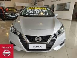 Título do anúncio: Nissan Versa Sense 0km 2022
