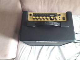 Amplificador para guitarra  Marshall Code 25 com Cabo P10 Santo Ângelo