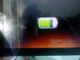 Título do anúncio: Carcaça e placa mae com bateria tablet DL753