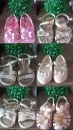 Lote de sandalia