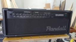 Amplificador randall rx 120 rh + caixa 4x12