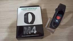 Relógio Fitness Smartband Bracelet Inteligente M4