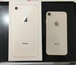 Iphone 8 64Gb Branco Impecável!
