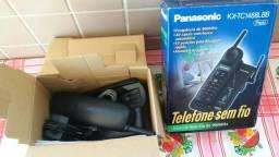 Vendo 2 telefones Panasonic sem fio com defeito