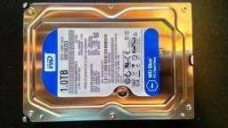 HD 1TB 3,5 WD Blue - 7200 rpm