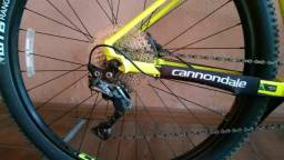 Bicicleta MTB CANNONDALE TRAIL 4 2018