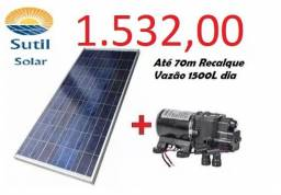 Venda Kit Painel Bomba Bombeamento De Agua Energia Solar Singflo